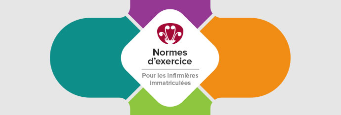 Normes d'exercice